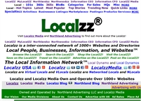 Localzz.com  Homepage - Local People, Businesses, Information, and Sites