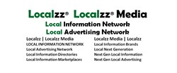 It's here…Localzz! Localzz is a next generation media company for local categories, life categories,
