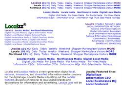 Localzz Media has a bold, innovative, massive digital media company