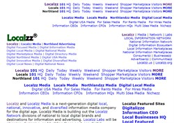 Localzz Media has a bold, innovative, massive digital media company